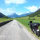 balade moto dans les bauges