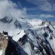 aiguilles du midi chamonix, tour du Mont-Blanc moto