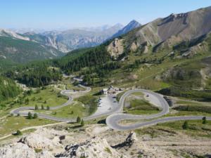 Road-trip moto, voyage moto et location moto Route des Grandes Alpes