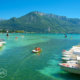 Annecy Lake Motorcycle Tour