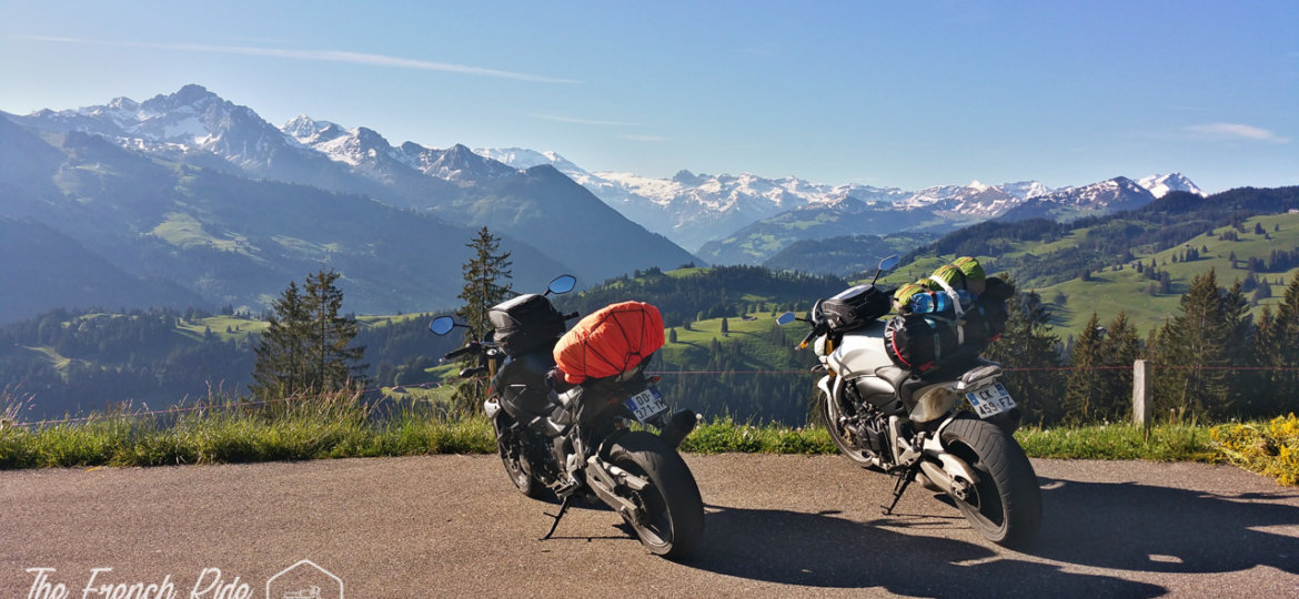 Motorcycle Rental Switzerland