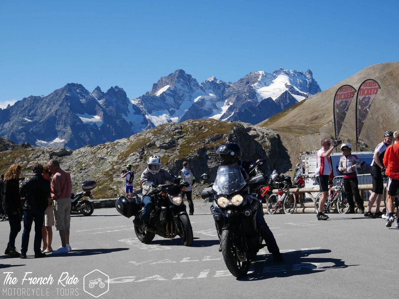 guided and self-guided motorcycle tours and motorcycle rental in the alps, france, switzerland, italy, spain and europe