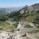 Voyage, séjour, road trip et location moto sur la route des Grandes Alpes, France. Itinéraires moto grandes alpes, Menton, Nice,Gorges Daluis et Cians.