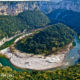 motorcycle tour in ardeche south of france