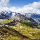 voyage moto en autriche, alpes, dolomites et grossglockner à moto
