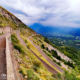 route napoleon à moto