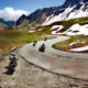 best mountain passes in the alps