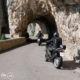 itinéraire moto dans le vercors