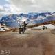 balade moto au col de l'iseran