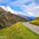 itineraire moto sur la route napoleon