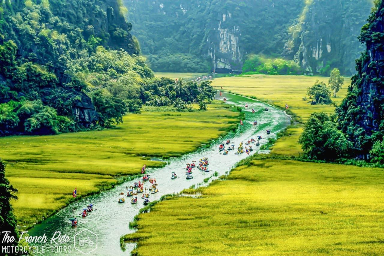 voyage organisé à moto au vietnam
