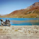 itinéraire off road moto alpes