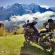 rando moto trail dans les alpes