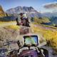 rando moto off road en trail dans les alpes